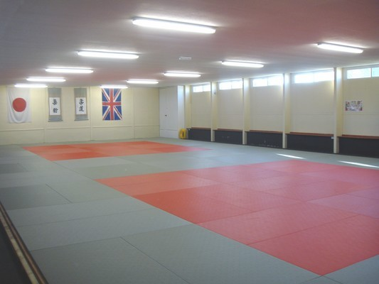 The Permanent Dojo at Cheshunt V and E