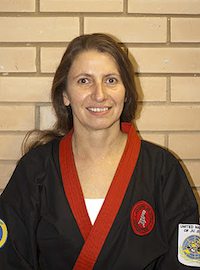 Sensei Ann Kitchener