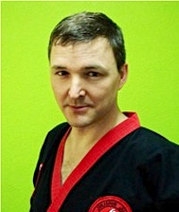 Sensei Simon Powell