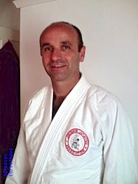 Sensei Trevor Wickett