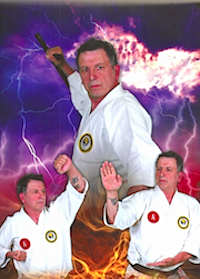 Sensei Wayne Williams