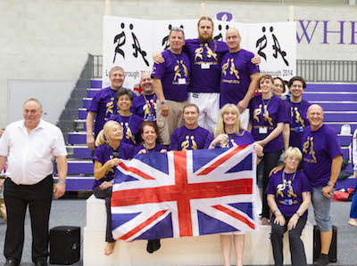 The Organisers - EBI Random Attacks - Loughborough 2014