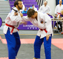 Competition - EBI Random Attacks - Loughborough 2014