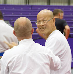 Master Hui - Kung Fu -- EBI Random Attacks - Loughborough 2014