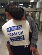 2016 Euro Budo Random Attacks Team - The Italian Job