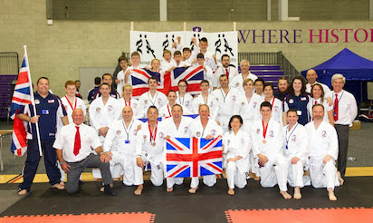The Successful UK Team EBI Random Attacks 2014 - Loughborough