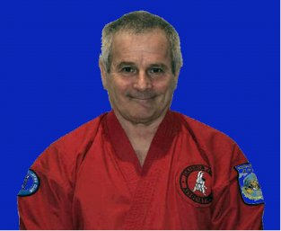 Sensei John Hunt - 7th Dan