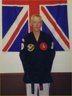 Sensei John Williams - 5th Dan